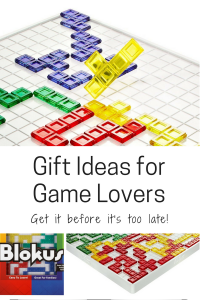 gift ideas for game lovers family blokus