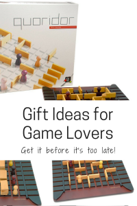 gift ideas for game lovers family quoridor