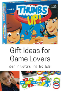 gift ideas for game lovers family thumbs up