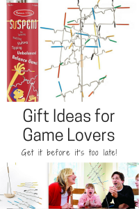 gifts for the game loving family game lover suspend