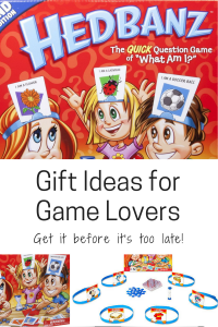 gifts for the game loving family game lover hedbanz