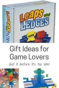 gift ideas for game lovers family leaps and ledges